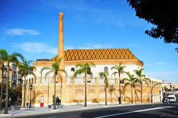 Antigua Fábrica de Tabacos, Cádiz, Andalucía, España