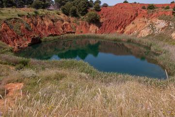 cava bauxite