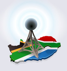 Antenna in South Africa