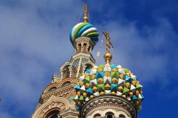купола собора Воскресения Христово