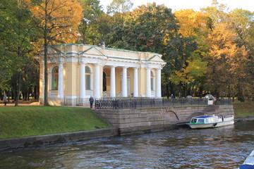 Павильон Росси в Петербурге