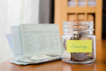 Budgeting, savings and money planning