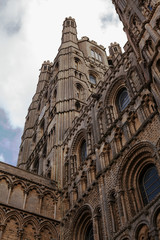 West Tower, Ely Cathedral, Cambridgeshire