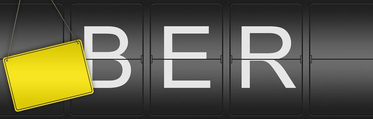 BER Sign
