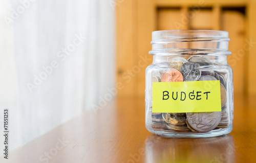 Budget planning and saving money - 71551253