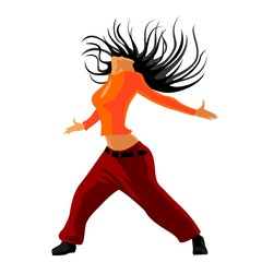 dancer girl