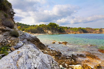 coast of Mount Athos