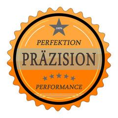 ql65 QualityLabel - perfektion präzision performa. orange g2042