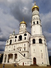 Ivan the great, bell-tower in Moscow kremlin