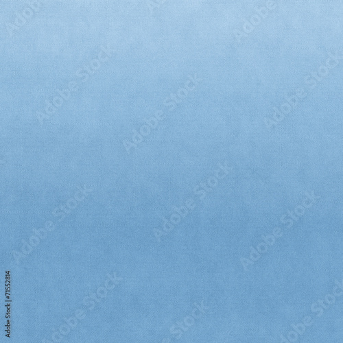 Tuinposter Stof Soft fabric texture in graduated light blue color