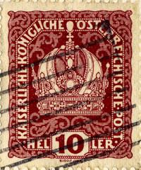 Vintage Austrian Stamps