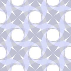 geometric seamless transparent pattern