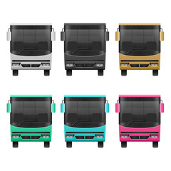 ourist buses