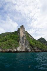 ピピ島クルージング