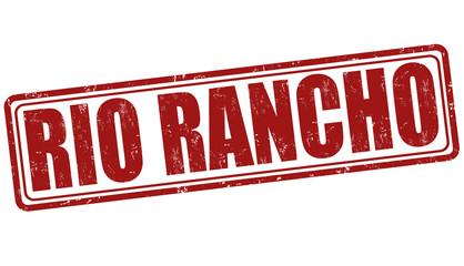 Rio Rancho stamp