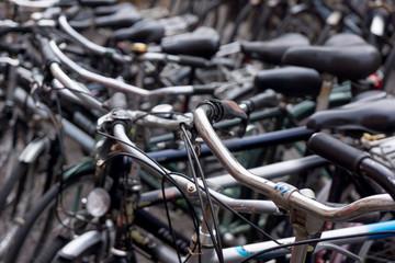 Old Dutch bikes