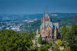 Schloss Drachenburg mit Bonn