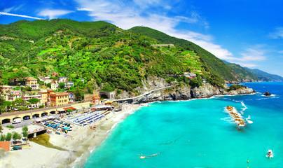 pictorial coast of Italy, Liguria, coast of Monterosso al mare