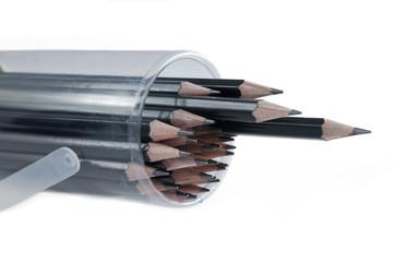 pot de crayons a papier