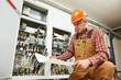 electrician engineer worker - 71559060