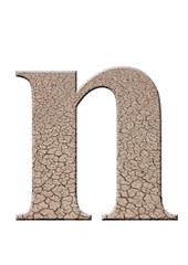 çatlaklı n harfi
