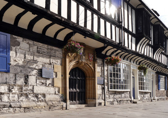 York Tudor Building