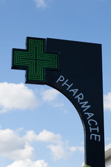 J'ai trouvé la pharmacie
