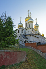 Cathedral of Nativity of Mary in Conception convent in Moscow vi