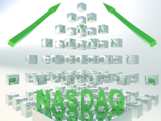 Nasdaq Cube Concept