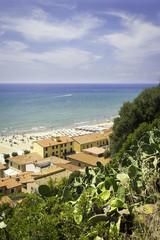 Costa degli Etruschi, Mediterranean Tuscany. Color image