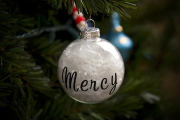 Ornament - Mercy