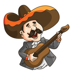 Mexico Guitar man