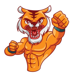 tiger muscle
