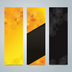 Collection banner design.