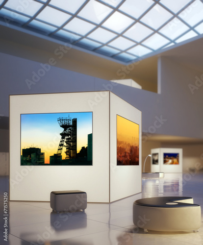 Photography Exhibition Hall (detail) - 71575250