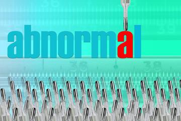 Abnormal temperature