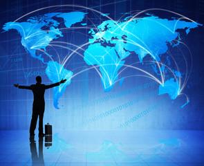 Global Business Celebrating