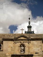 Hospital de Tavera, Toledo, España