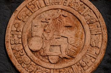 Typical Mayan Calendar