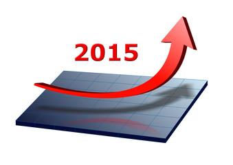 Aufschwung für Neujahr 2015