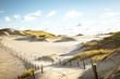 Leinwandbild Motiv desert landscape