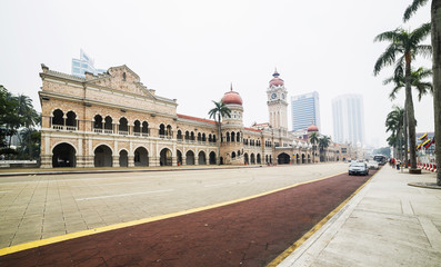 KUALA LUMPUR MALAYSIA - 13 March, 2014. Sultan Abdul Samad