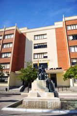 Facultad de Medicina, Cádiz, España