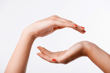 Our hands helping us to understand more each other