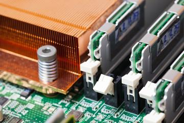 Installation of RAM on Computer