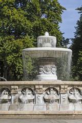 Wittelsbacher Brunnen - Detailansicht