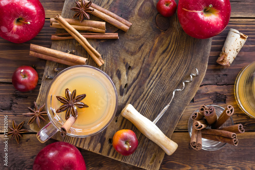 canvas print picture Cider