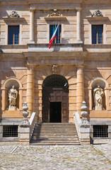 Padula Charterhouse. Campania. Italy.