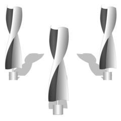 Savonius windmill renewable energy