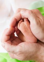 Babyfüßchen Herz